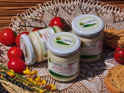 Ricotta Forte - Masseria Capasa - prodotti tipici del Salento