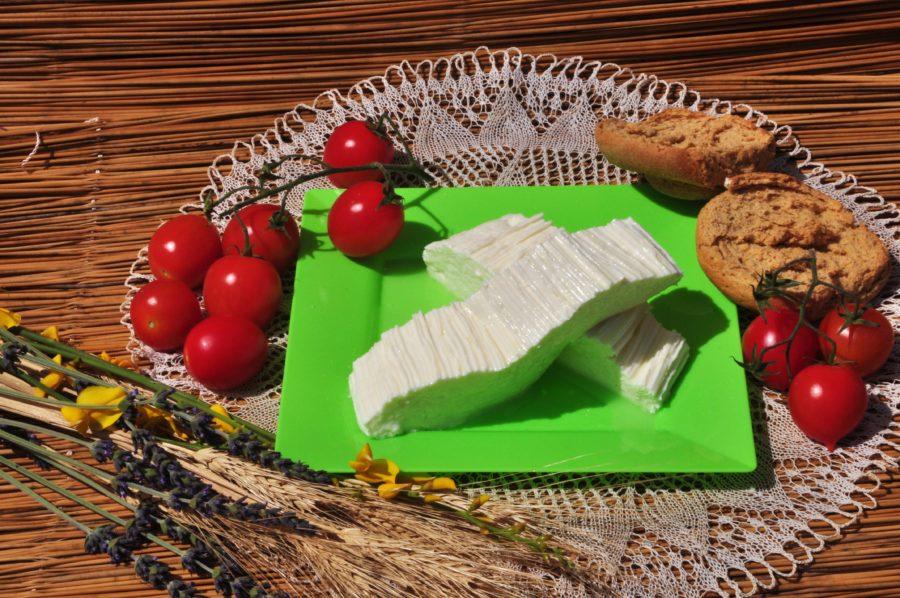 Giuncata - Masseria Capasa - prodotti tipici del Salento
