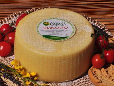 Semicotto - Masseria Capasa - prodotti tipici del Salento