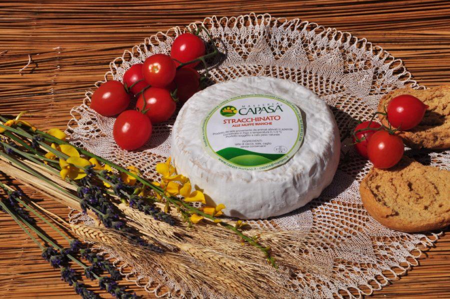 Stracchinato - Masseria Capasa - prodotti tipici del Salento