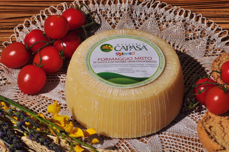 Misto - Masseria Capasa - prodotti tipici del Salento