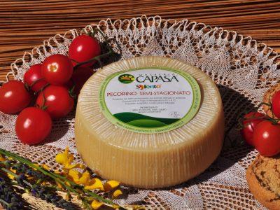 Pecorino - Masseria Capasa - prodotti tipici del Salento