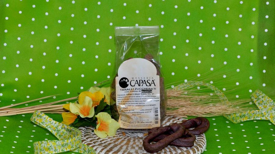 prodotti da forno taralli salento masseria capasa
