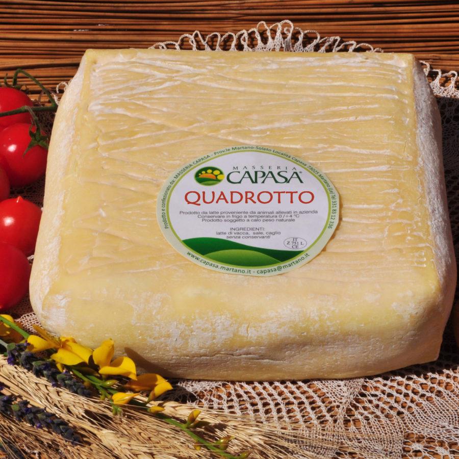 Quadrotto - Masseria Capasa - prodotti tipici del Salento
