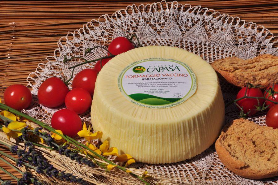 Vaccino Pasta Molle - Masseria Capasa - prodotti tipici del Salento