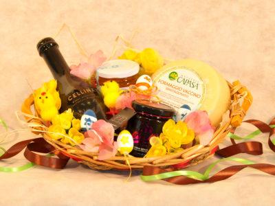 Confezione Pasqua - Masseria Capasa - prodotti tipici del Salento