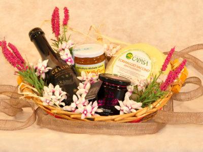 Confezione Regalo - Masseria Capasa - prodotti tipici del Salento