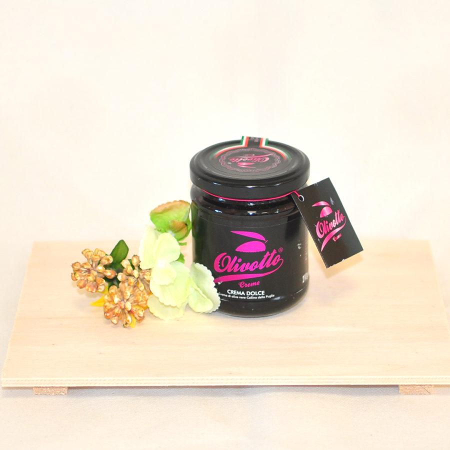 Crema Dolce Olivotto© - Masseria Capasa - prodotti tipici del Salento