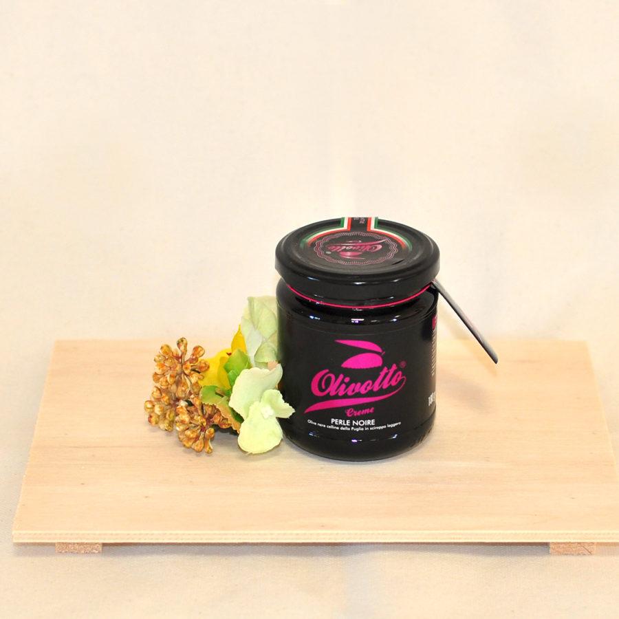 Perle Noire Olivotto© - Masseria Capasa - prodotti tipici del Salento