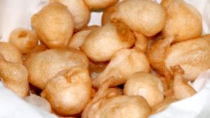 Pittule - Masseria Capasa - prodotti tipici del Salento