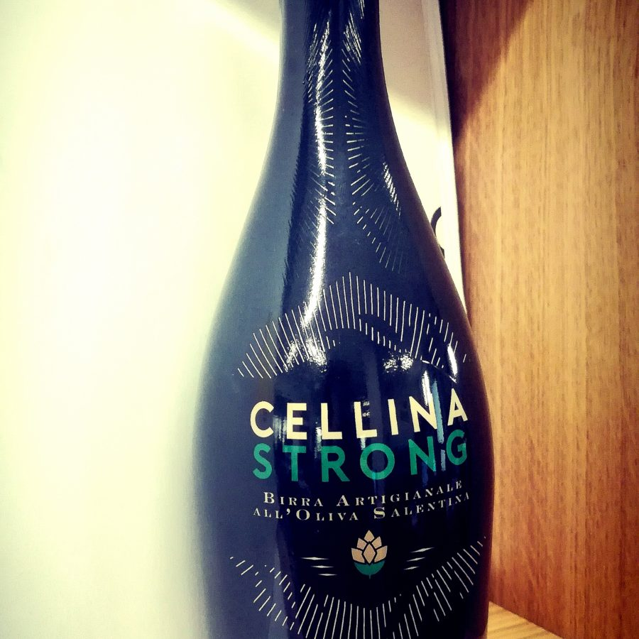 birra cellina strong salento